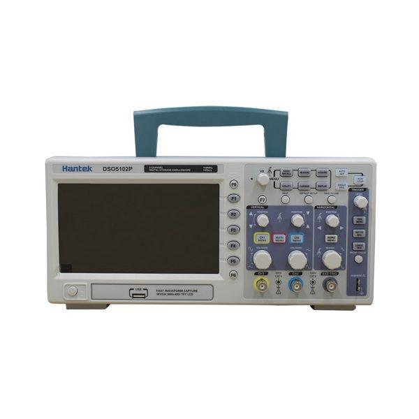 اسیلوسکوپ دیجیتال هنتک Hantek DSO5102P