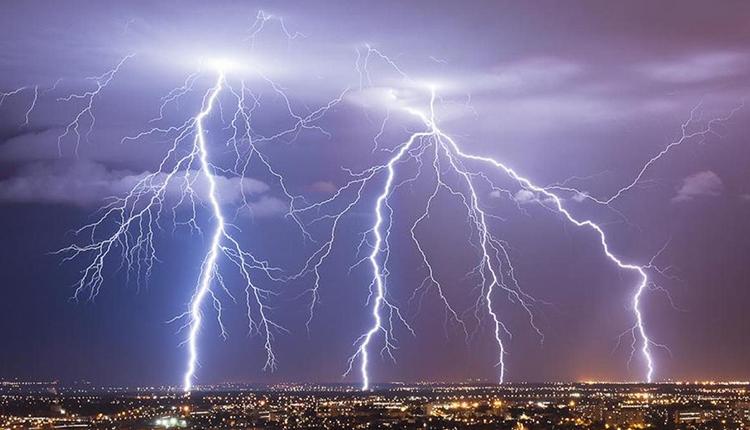 الکتریسیته و رعد برق