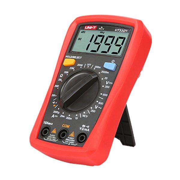 Uni-Trend palm size multimeter UT33D Plus